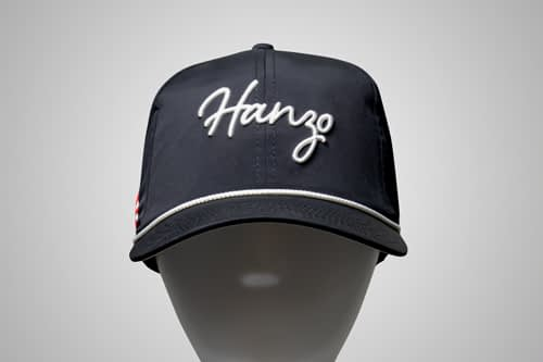 The Hanzo Script Hat